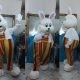 عروسک تنپوش خرگوش آی کیو